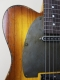 Rapier T-Steel S-Hot Sienna Burst 1 piece body